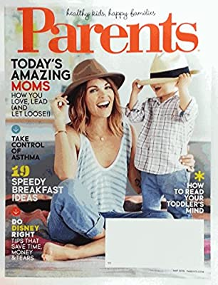 Amazoncom Parents Magazine May 2015 Todays Amazing Moms Books