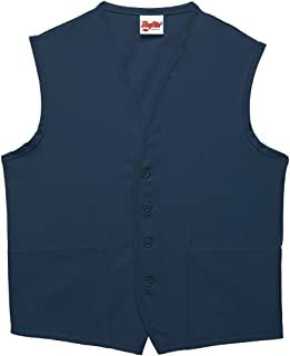 product image for DayStar Apparel 742 Two Pocket Button Unisex Vest