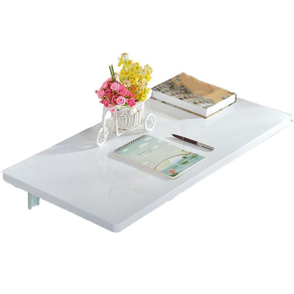 WNX 折りたたみテーブル壁掛け式白デスク家庭用スペースのある子供勉強デスク (サイズ さいず : 50 * 30cm) B07FRGKR36  50*30cm