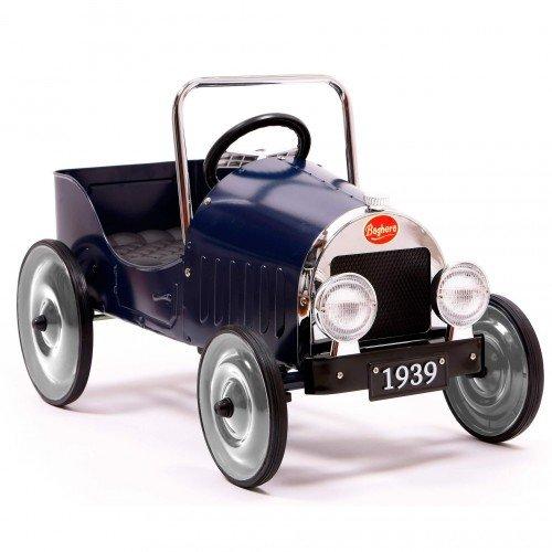 Classic Pedal Car Blue