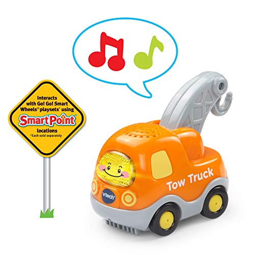 Large Product Image of VTech Go! Go! Smart Wheels Park and Learn Deluxe Garage