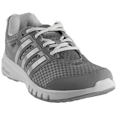 adidas Originals Women's Galaxy 2 Elite w Running Shoe, Clear  Onix/White/Black