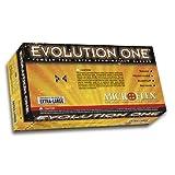 Microflex EV-2050-M Evolution One Glove, Latex, Medium (Pack of 1000)