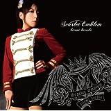 原田ひとみ3rdシングル「Scarlet Emblem」【通常盤】