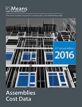 RSMeans Assemblies Cost Data 2016