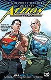Superman: Action Comics Vol. 3: Men of Steel (Rebirth)