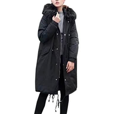 YKARITIANNA 2018 Women Solid Hoody Coats, Fleece Long Sleeve ...