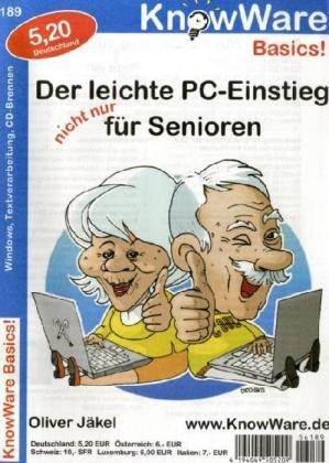 Windows XP, der leichte PC-Einstieg für Senioren