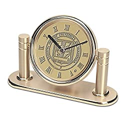 Minnesota Arcadia Desk Clock