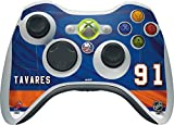 NHL New York Islanders Xbox 360 Wireless Controller Skin - New York Islanders #91 John Tavares Vinyl Decal Skin For Your Xbox 360 Wireless Controller