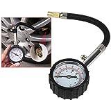 Andux Land Tyre Gauge Tire Air Pressure Meter Tester 0-100 PSI TYB-01
