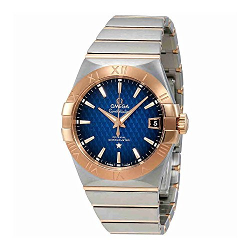 Automatic Omega Wrist Watch (Omega Constellation Automatic Mens Watch 123.20.38.21.03.001)