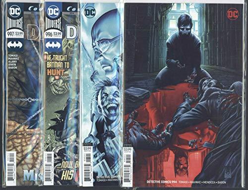 Countdown to 1000 Detective Comics Full Set Complete Run DC Comics 2019 CBX15