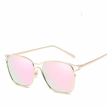 JISHUQICHEFUWU Gafas de sol Ocean films Gafas de sol Trend ...