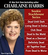 Sookie Stackhouse 8-copy Boxed Set (Sookie Stackhouse/True Blood)