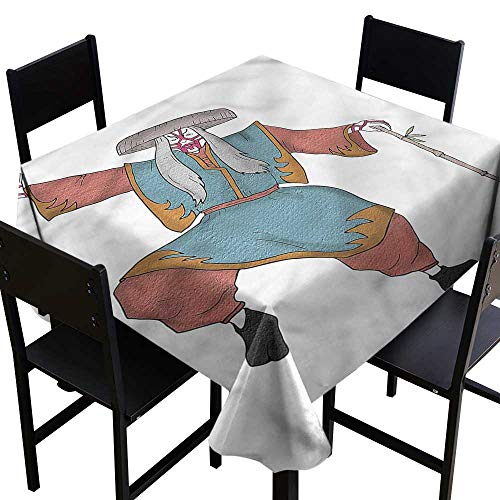 home1love Kabuki Mask Anti-Fading Tablecloths Asian for sale  Delivered anywhere in USA