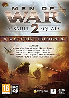 Men of War: Assault Squad 2 War Chest Edition PC