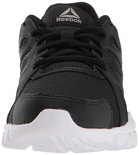 Reebok Hombres Trainfusion Nine 3.0 Cross Trainer Negro / Blanco / Peltre