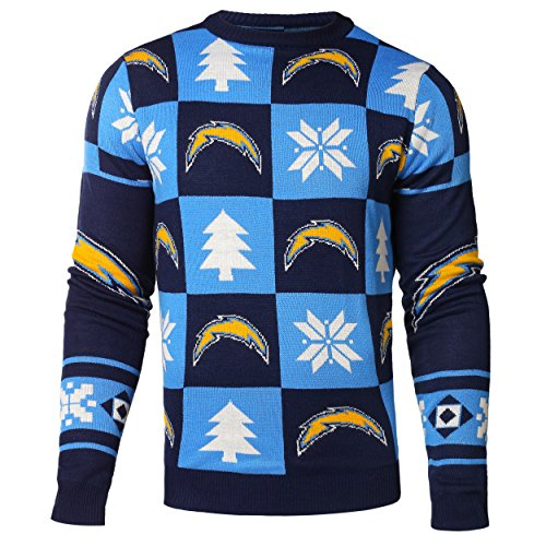 San Diego Chargers NFL Ugly Sweater