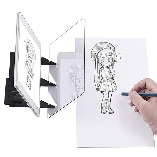 L-DiscountStore Tablero Tablero de rastreo Óptico Dibujo Proyector ...