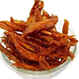 Dried Shredded Pollack with Hot Pepper Sauce 1Kg, Product of Korea