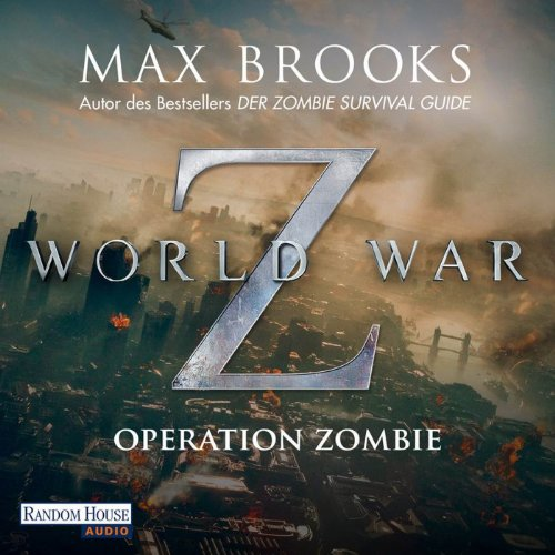 World War Z: Operation Zombie (War Of The Worlds Audio compare prices)