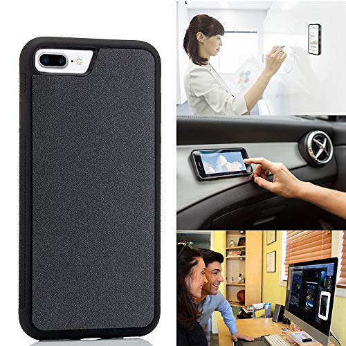 ♛Euone Cover ♛Clearance♛, Magical Nano Hands Free Anti Gravity Phone Case for iPhone 7/8 Plus 5.5inch
