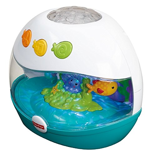 Fisher Price Calming Seas Projection Soother