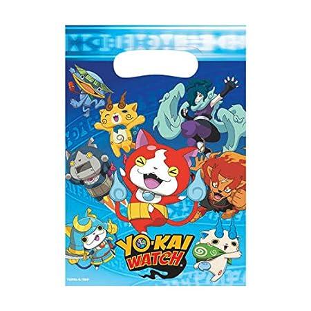 Générique - - 8 bolsita Surprise yo-Kai Watch - Bolsa Regalo ...