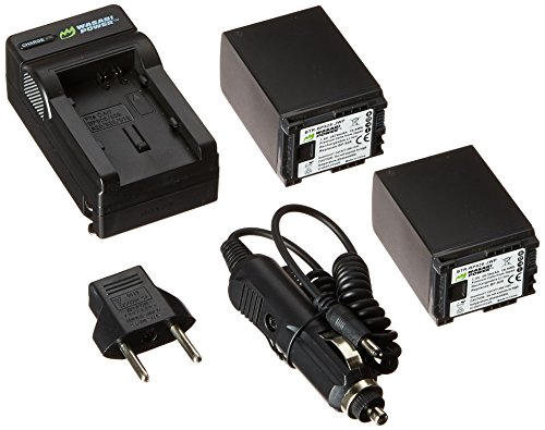 Wasabi Power Battery 2 Pack Charger product image