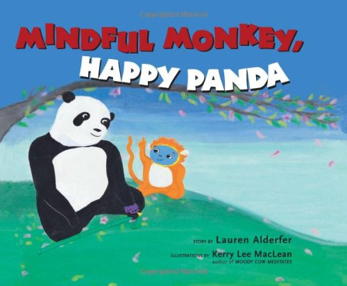 Mindful Monkey, Happy Panda by Wisdom Publications (Image #5)