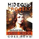 Hideous Progeny: Classic Horror Goes Punk (Writerpunk Project Book 5)