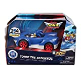 NKOK RC Sonic SSAS R2 Car with Lights, Blue