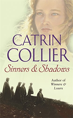 book cover of Sinners and Shadows