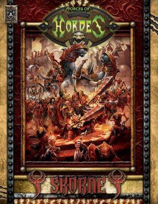 Privateer Press Forces of Hordes: Skorne Command HC (Book...