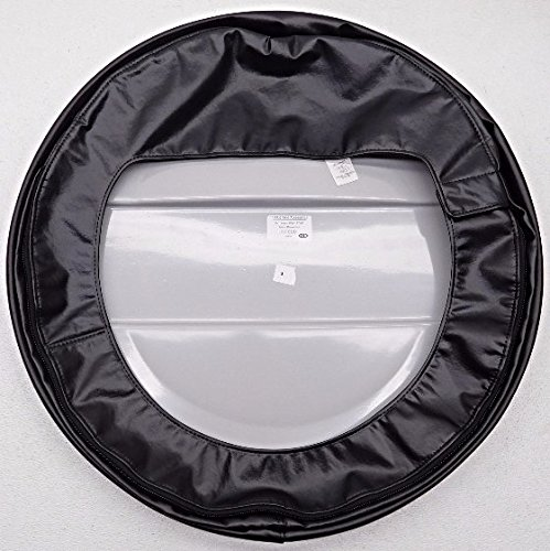 New OEM 2001 Kia Sportage Spare Tire Cover - UP01L-AY009 by Kia (Image #1)