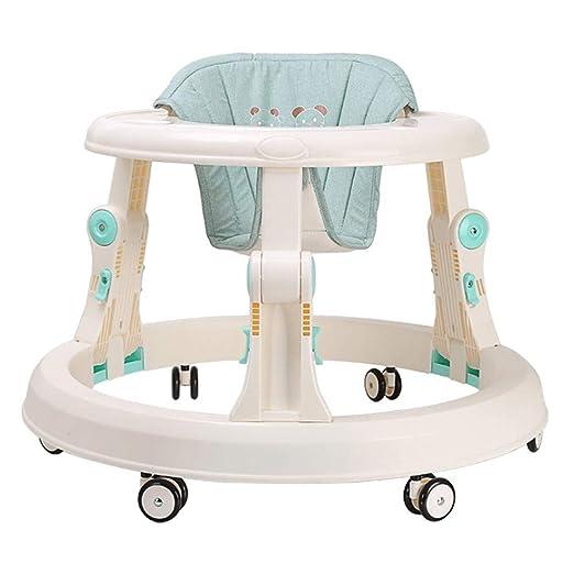 DUANYR-Baby Walker Caminador Multifuncional antivuelco 6/7 ...