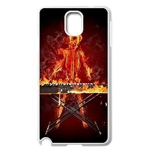 Samsung galaxy note 3 N9000 Skeleton Phone Back Case Custom Art Print Design Hard Shell Protection HG034194