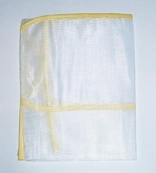 Plancha - Toalla 40 x 60 cm amarillo plancha - Fregadero de planchar de planchar Barra protectora ayuda 83: Amazon.es: Hogar