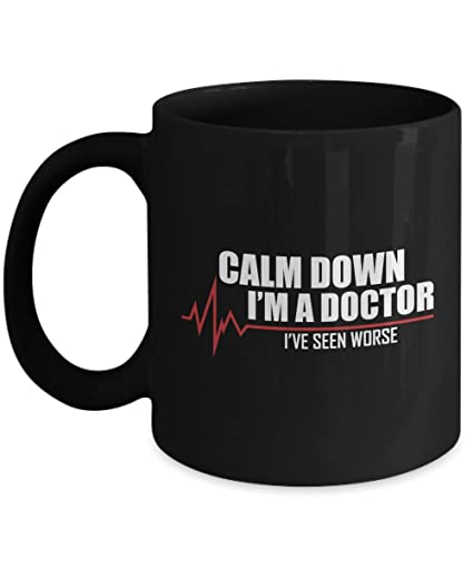 Amazon Birthday Gift For Doctor Coffee Mug