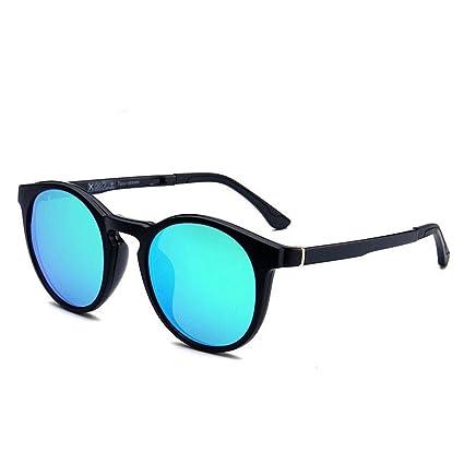 KOMNY TR90 Juegos de Gafas de Sol polarizadas Espejo 8644 ...