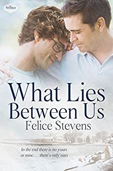 What Lies Between Us (The Breakfast Club Book 4) by [Stevens, Felice]