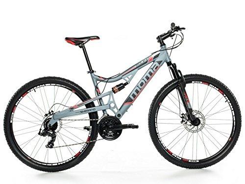 🥇 Moma Bikes  EQX 29″ – Bicicleta Montaña