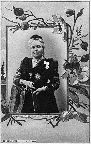 Victoria Princess Royal N(1840-1901) Princess Royal Of The United Kingdom German Empress And Queen Of Prussia As Wife Of Frederick Iii Photo Postcard C1901 Poster Print by (24 x 36)