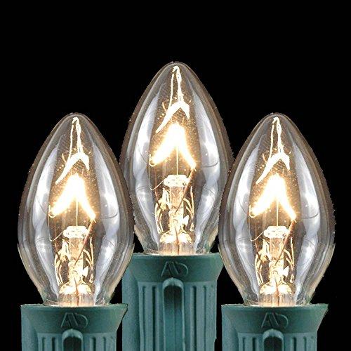 Novelty Lights Incandescent Replacement Candelabra