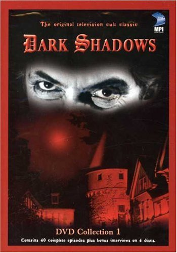Dark Shadows DVD Collection 1 by MPI Home Video