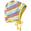 Hanna Andersson Baby Baby Perfect Pilot Cap In Organic Cotton, Size XXS (0-3 Months), Rainbow Multi