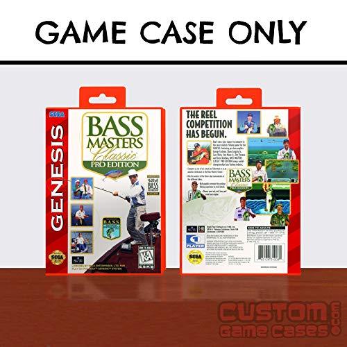 Sega Genesis Bass Masters Classic: Pro Editionc - Case ()