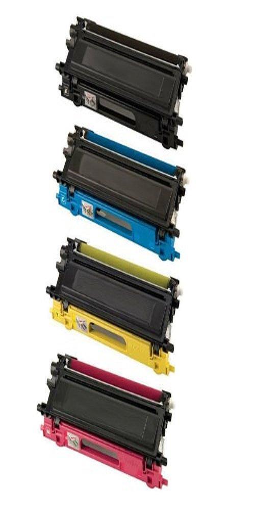 APLUS © TN-115 TN115 TN-110 TN110 Brother Laser TONER set