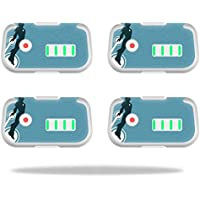 Skin For DJI Phantom 3 Drone Battery (4 pack) – Super Squad | MightySkins Protective, Durable, and Unique Vinyl Decal wrap cover | Easy To Apply, Remove, and Change Styles | Made in the USA